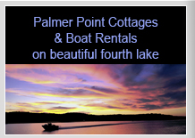 Palmer Point Boat Rentals and cottages